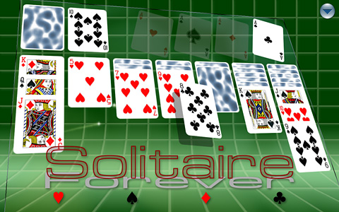 Solitaire Forever Screen