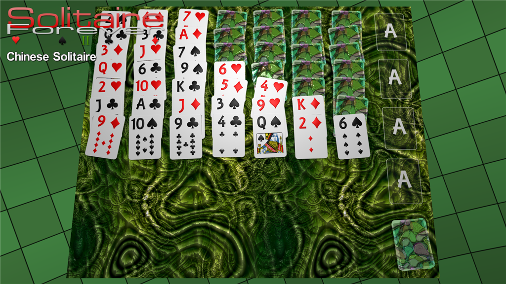 Chinese Solitaire solitaire