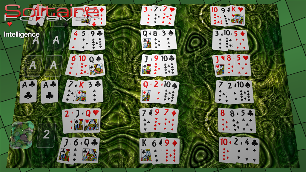 Intelligence solitaire