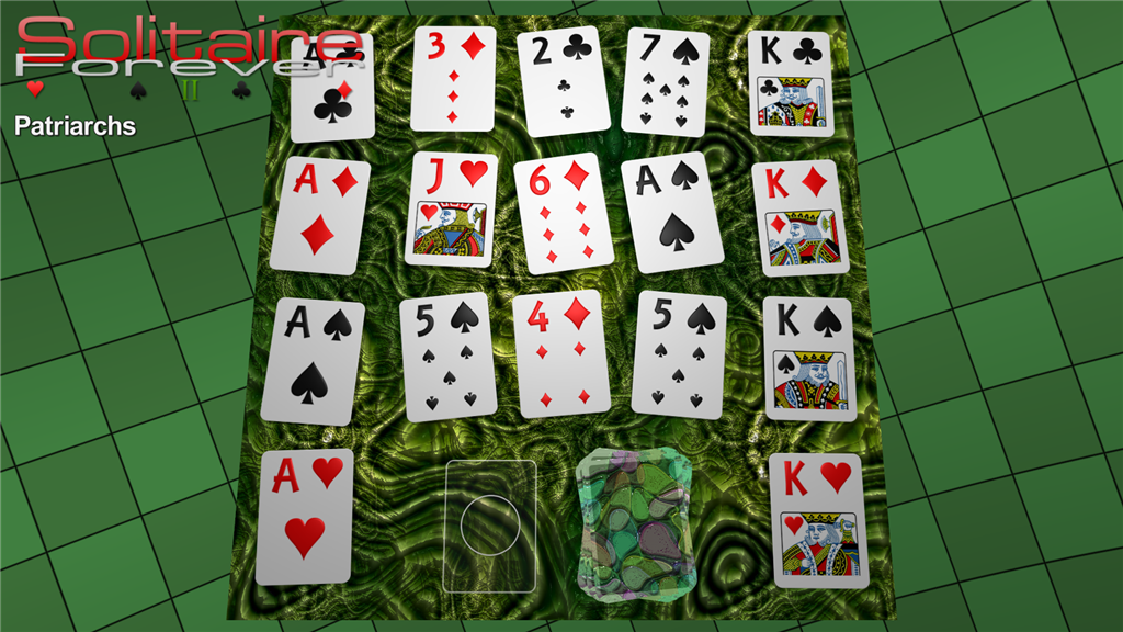 Patriarchs solitaire