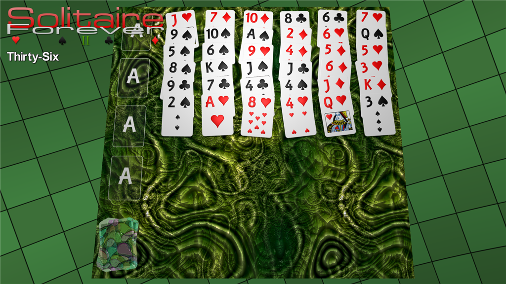 Thirty-Six solitaire