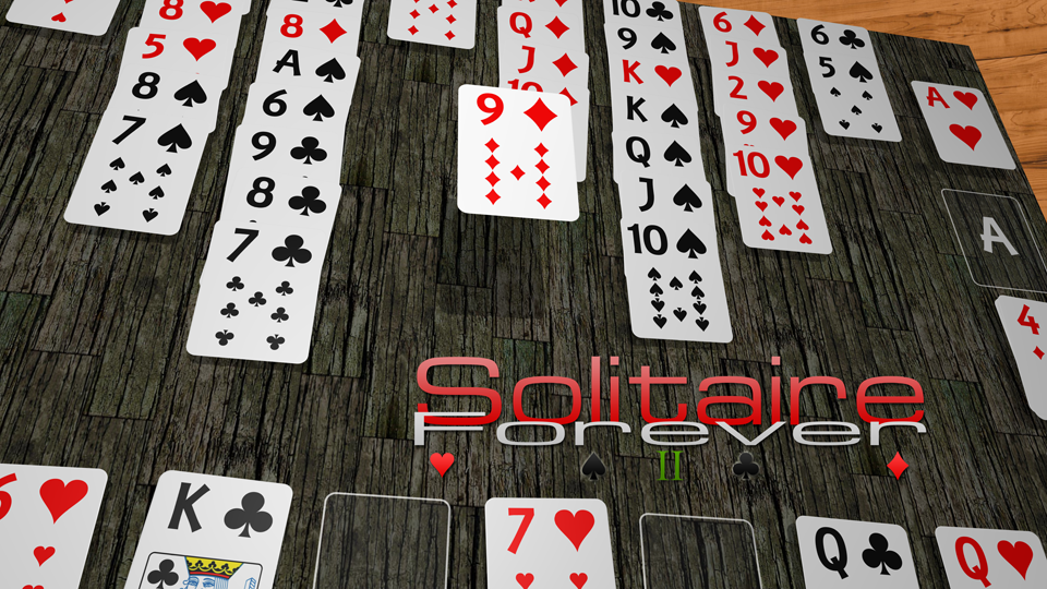 Solitaire Forever II eight-off-logo