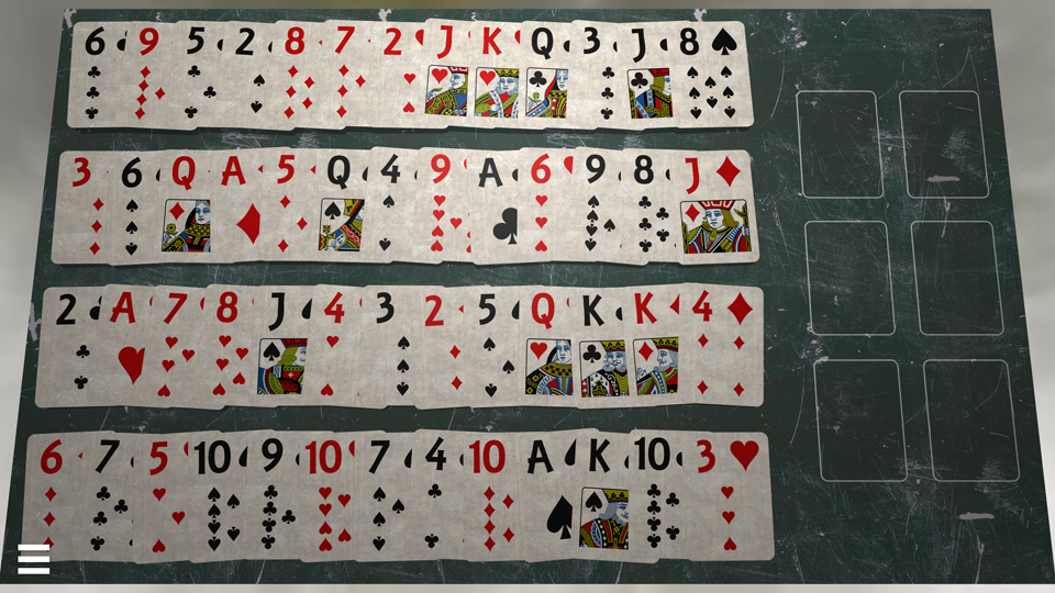 Solitaire Forever II eliminator