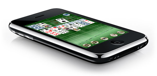 Solitaire Forever on iPhone